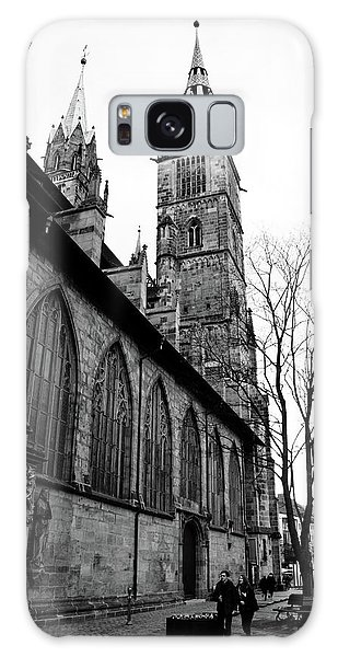 St. Lorenz Cathedral Galaxy Case