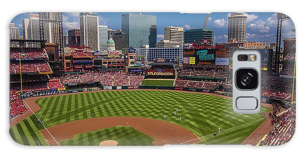 St. Louis Cardinals Busch Stadium Creative 16 Galaxy Case