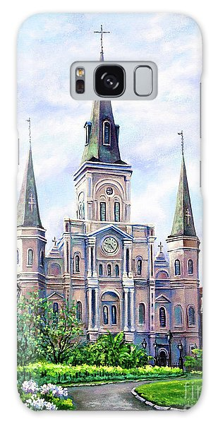 St. Louis Cathedral Galaxy Case