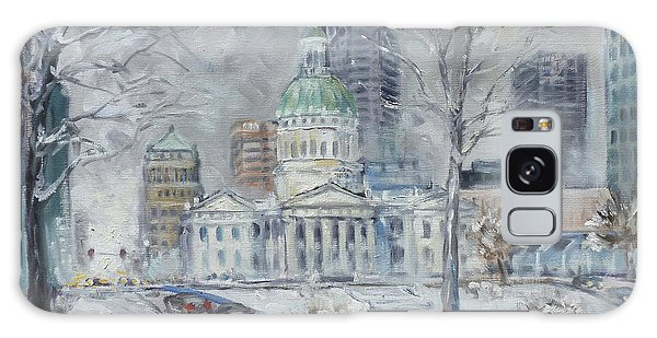 Galaxy Case - St. Louis Downtown Old Courthouse by Irek Szelag