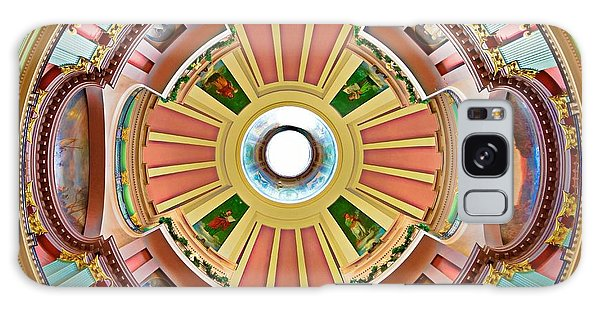 St Louis Old Courthouse Dome Galaxy Case