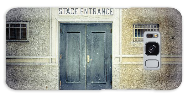 St Louis Mo Galaxy Case - St. Louis Stage Entrance by Spencer McDonald