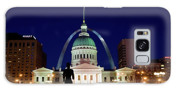 St. Louis Galaxy Case by Steve Stuller