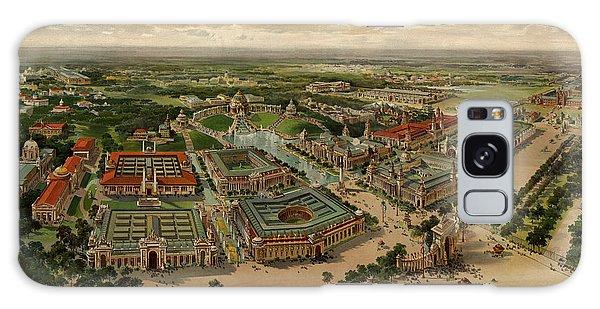 St. Louis Worlds Fair 1904 Galaxy Case