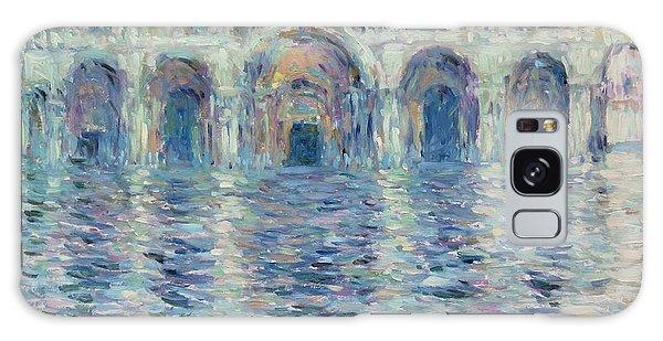 st-Marco square- Venice Galaxy Case