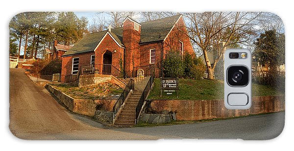St Marks Episcopal Church Copperhill Tennessee Galaxy Case