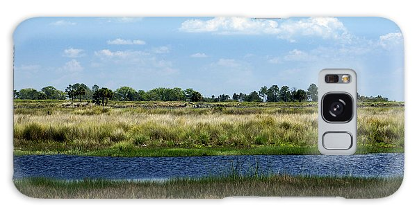 St. Marks Wildlife Refuge Galaxy Case