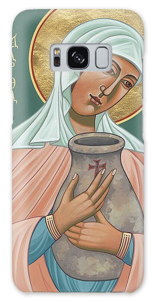 St Martha Of Bethany  Galaxy Case