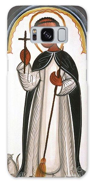 St. Martin Of Porres - Aomap Galaxy Case