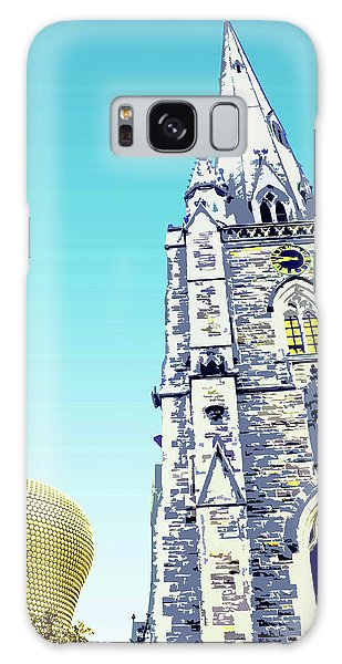 St Martins And Selfridges Galaxy Case