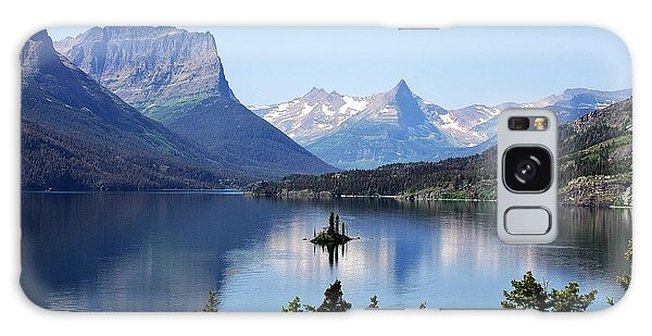 St Mary Lake - Glacier National Park Mt Galaxy Case