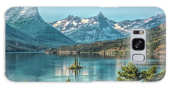 St Mary Lake Galaxy Case