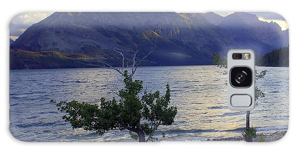 St. Mary Lake Galaxy Case