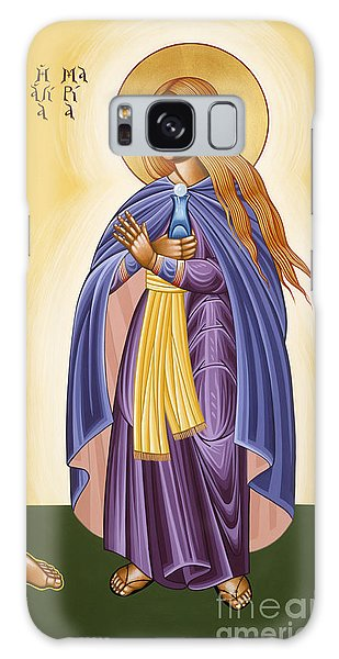 St Mary Magdalen Equal To The Apostles 116 Galaxy Case