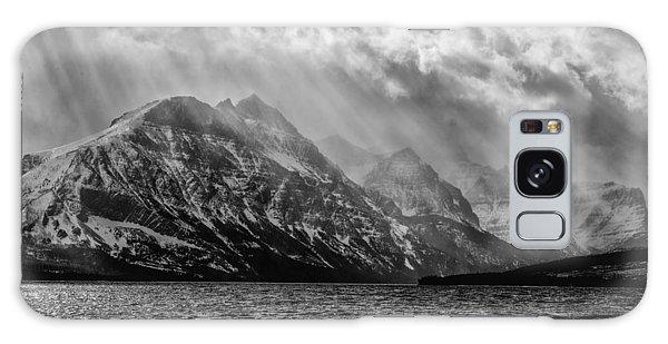 St Mary Storm, Glacier National Park  Galaxy Case