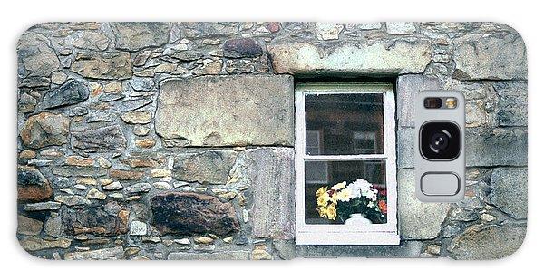 St. Mary's Window Galaxy Case