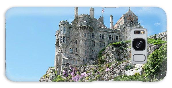 St Michael's Mount Castle Galaxy Case