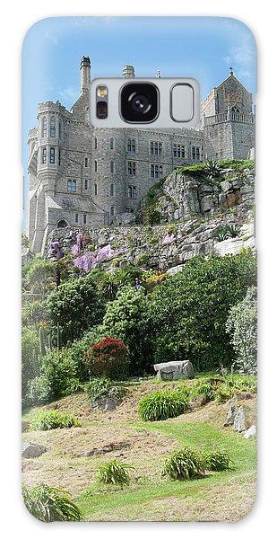 St Michael's Mount Castle II Galaxy Case