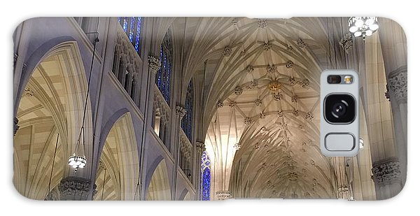 St. Patricks Cathedral Main Interior Galaxy Case