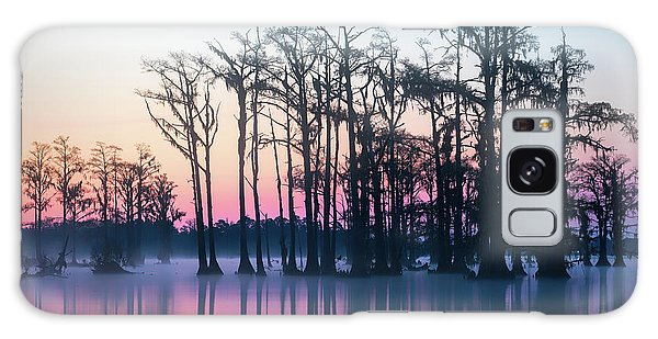 Galaxy Case featuring the photograph St. Patrick's Day Sunrise by Cindy Lark Hartman
