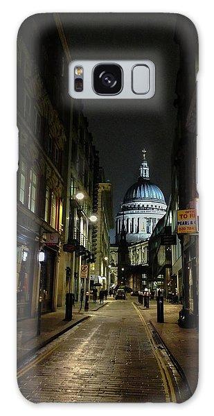 St. Pauls By Night Galaxy Case