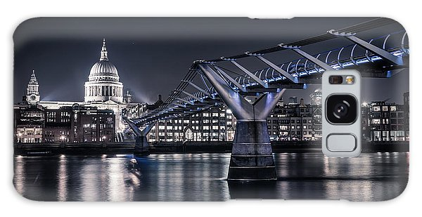 Galaxy Case featuring the photograph St Pauls Cathedral by James Billings