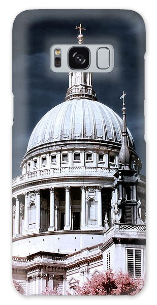 St. Paul's Cathedral's Dome, London Galaxy Case