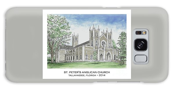 St. Peter's Anglican Church Galaxy Case