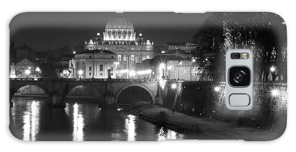 St. Peters At Night Galaxy Case