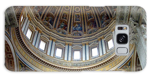 St. Peters Basilica Dome Galaxy Case
