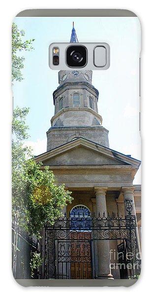 St. Phillips Episcopal Church, Charleston, South Carolina Galaxy Case