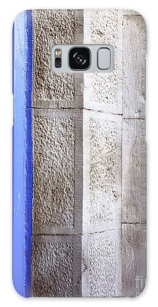 Galaxy Case featuring the photograph St. Sylvester's Doorway by Rick Locke