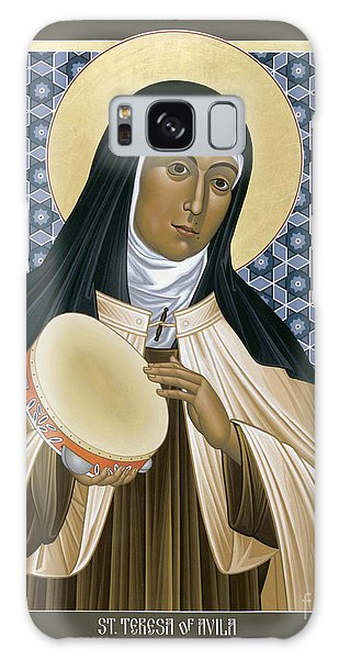 St. Teresa Of Avila - Rltoa Galaxy Case