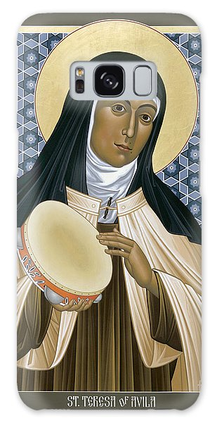 St. Teresa Of Avila - Rltoa Galaxy Case