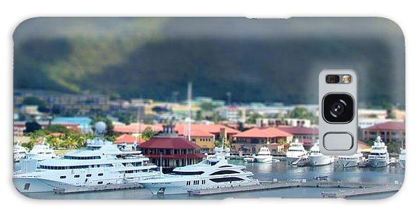 St. Thomas Us Virgin Islands Galaxy Case