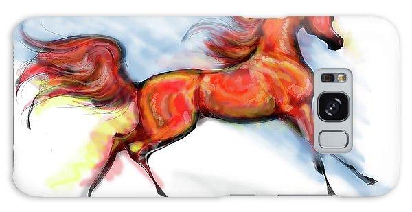 Staceys Arabian Horse Galaxy Case