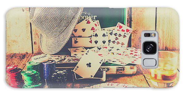 Gamble Galaxy Case - Stacking The Deck by Jorgo Photography - Wall Art Gallery