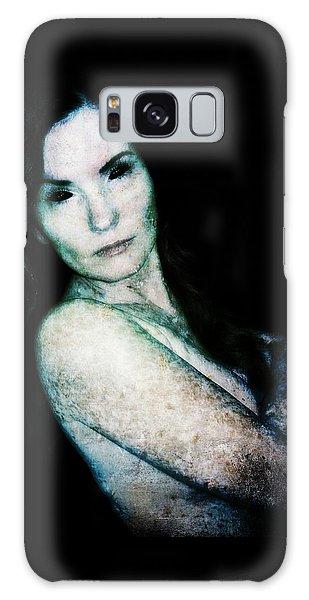 Stacy 2 Galaxy Case by Mark Baranowski