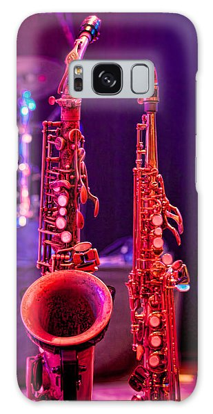 Stage Sax Galaxy Case
