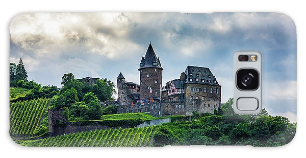 Galaxy Case featuring the photograph Stahleck Castle by David Morefield