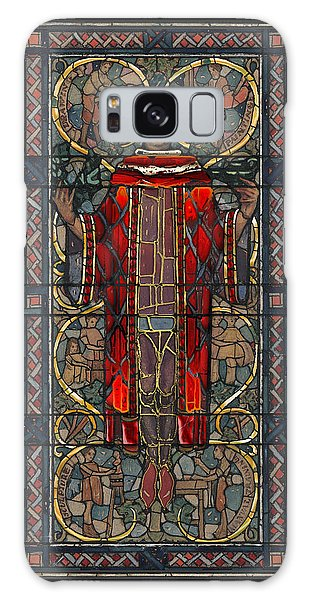 Stained Glass Window 1928 - Remastered Galaxy Case