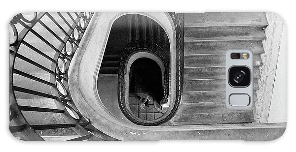 Galaxy Case featuring the photograph Staircase Spot On  by Bruno Rosa