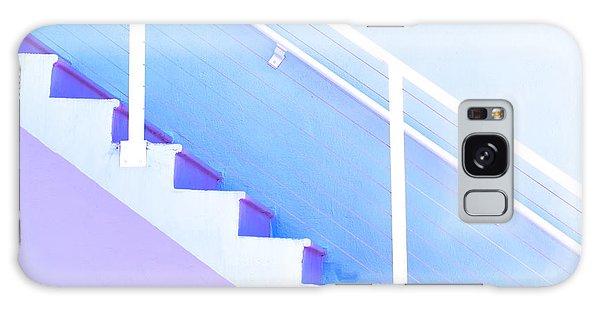 Handrail Galaxy Case - Stairway by Juli Scalzi