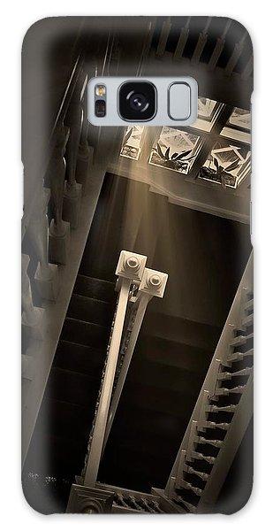 Stairway Light, Redstone Castle, Colorado Galaxy Case