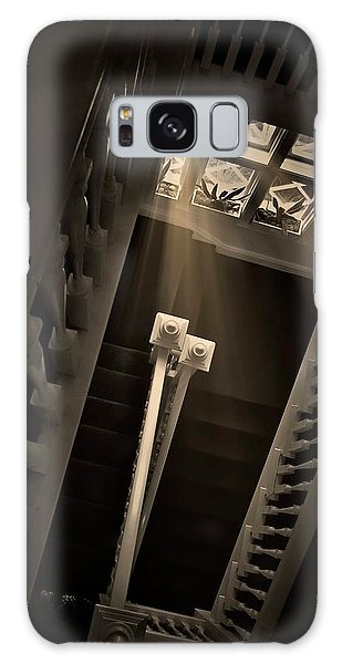 Stairway Light, Redstone Castle, Colorado Galaxy Case
