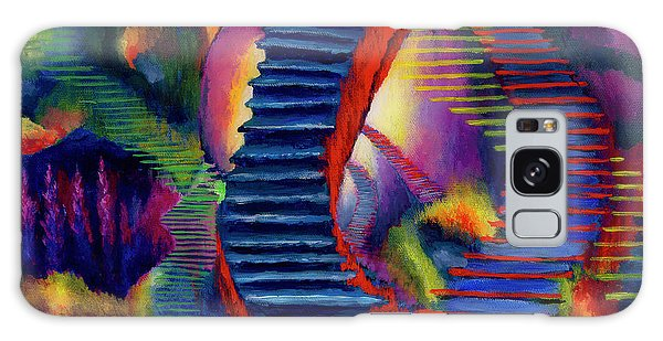 Stairways Galaxy Case