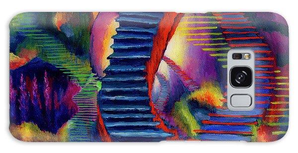 Stairways Galaxy Case