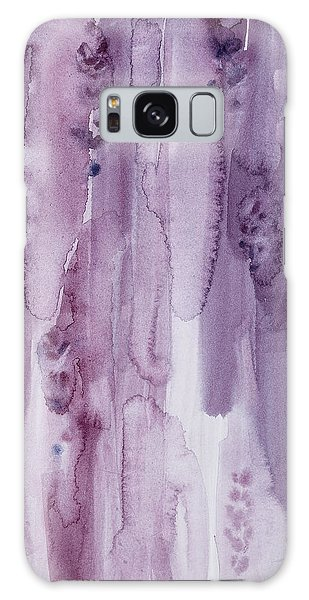 Stalks Of Lavender Galaxy Case