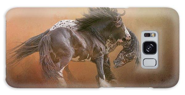 Stallion Play Galaxy Case