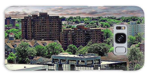 Stamford Cityscape Galaxy Case